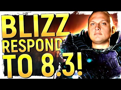 Blizz RESPOND! HAPPY With Corruption! Shadowlands Beta Tease, BFA's Ending & Exciting Changes | NEWS