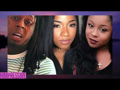 Lil wayne claimming he is NOT his daughters father