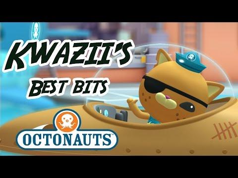 Octonauts - Kwazii Kitten | 60+ minutes | Character Best Bits