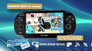 PS Vita - ModNation Racers Road Trip