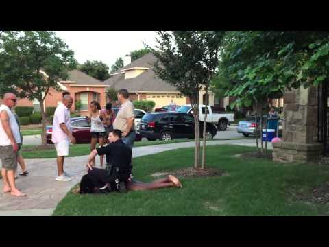 Police Brutality on minors in McKinney Texas