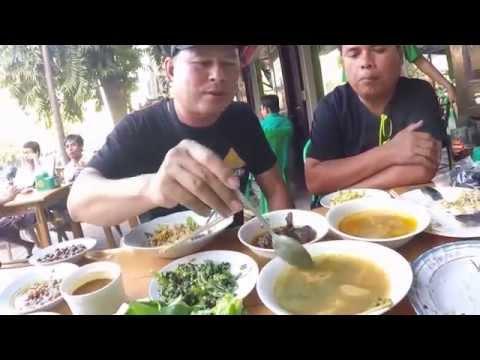 Mandalay food Myanmar อาหารชุดพม่าเมืองมัณฑเลย์