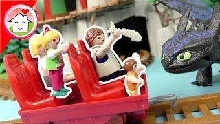 Playmobil - Drachenzähmen leicht gemacht 3 - Familie Hauser im Playmobil Dragons Park