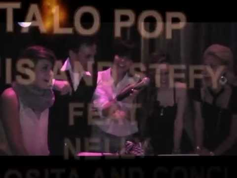 gangnam style italo pop luis and stefy silvesterparty 2013. Black Bedroom Furniture Sets. Home Design Ideas