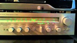 Yamaha Receiver R-500 Vintage