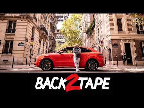 Back 2 Tape: Ein Hip-Hop-Roadtrip durch Europa #porschexbackspin