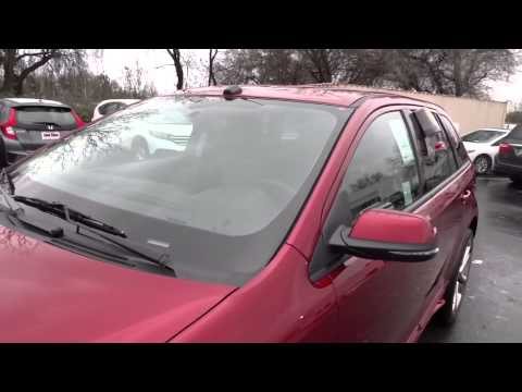 2014 ford edge redding eureka red bluff northern for Crown motors redding ford