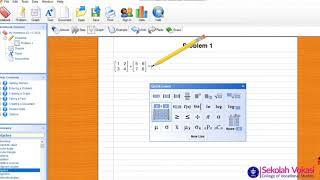 Tutorial Aplikasi Bagatrix screenshot 1