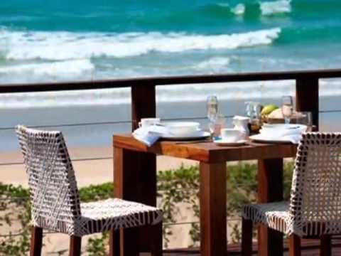 Video over White Pearl Resort Ponta Mamoli in Mozambique