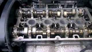 Astra H Z16XEP Pomiar luzu zaworowego