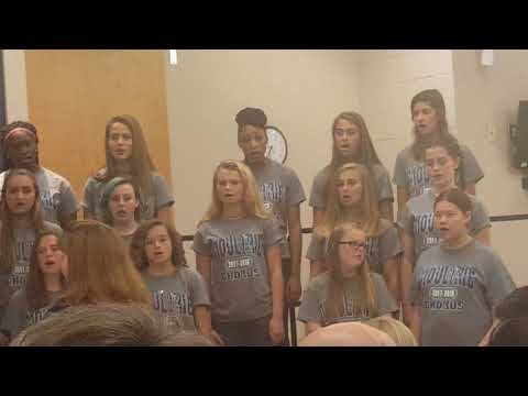 """""""Stand By Me"""" by Moultrie Middle School Chorus"""