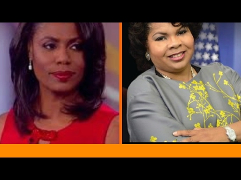 """OMAROSA NEEDS HER ASS WHIPPED""  --  THREATENS REPORTER APRIL RYAN"