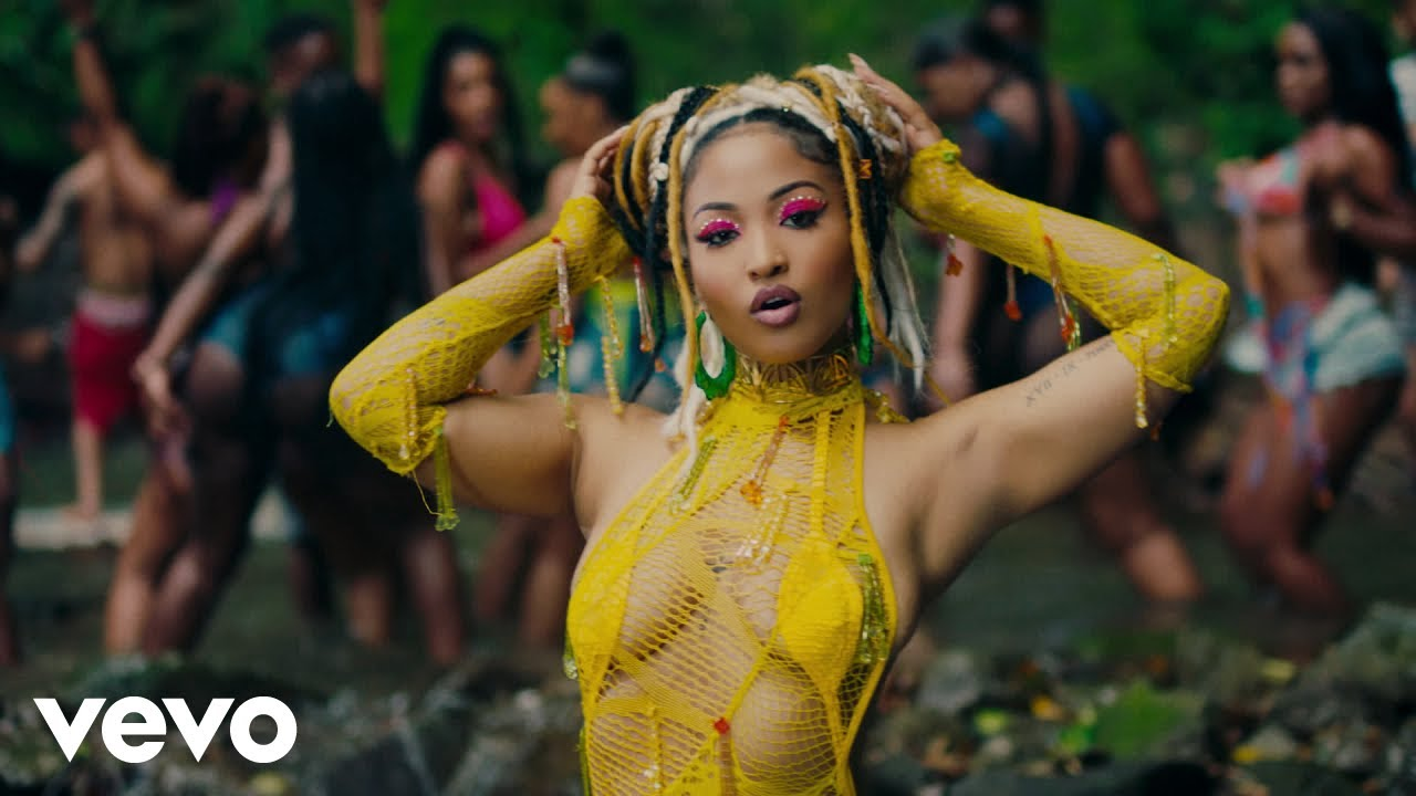 Download Shenseea - Be Good (Official Music Video)
