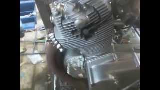 Honda CB77 Engine Repair and Restoration Part 1 Indonesia