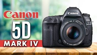 Canon 5D Mark IV Review in 2020 - Watch Before You Buy