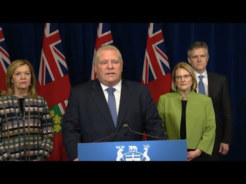 Canada's Ontario province declares state of emergency