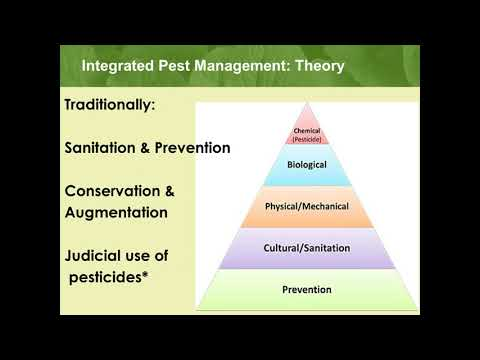 Developing an Comprehensive Integrated  Pest Management Plan   IPM   3 19 18