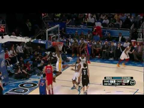 Kyrie Irving Highlights Rising stars game 2/24/2012 34 points Team Shaq vs. Team Chuck [HD]