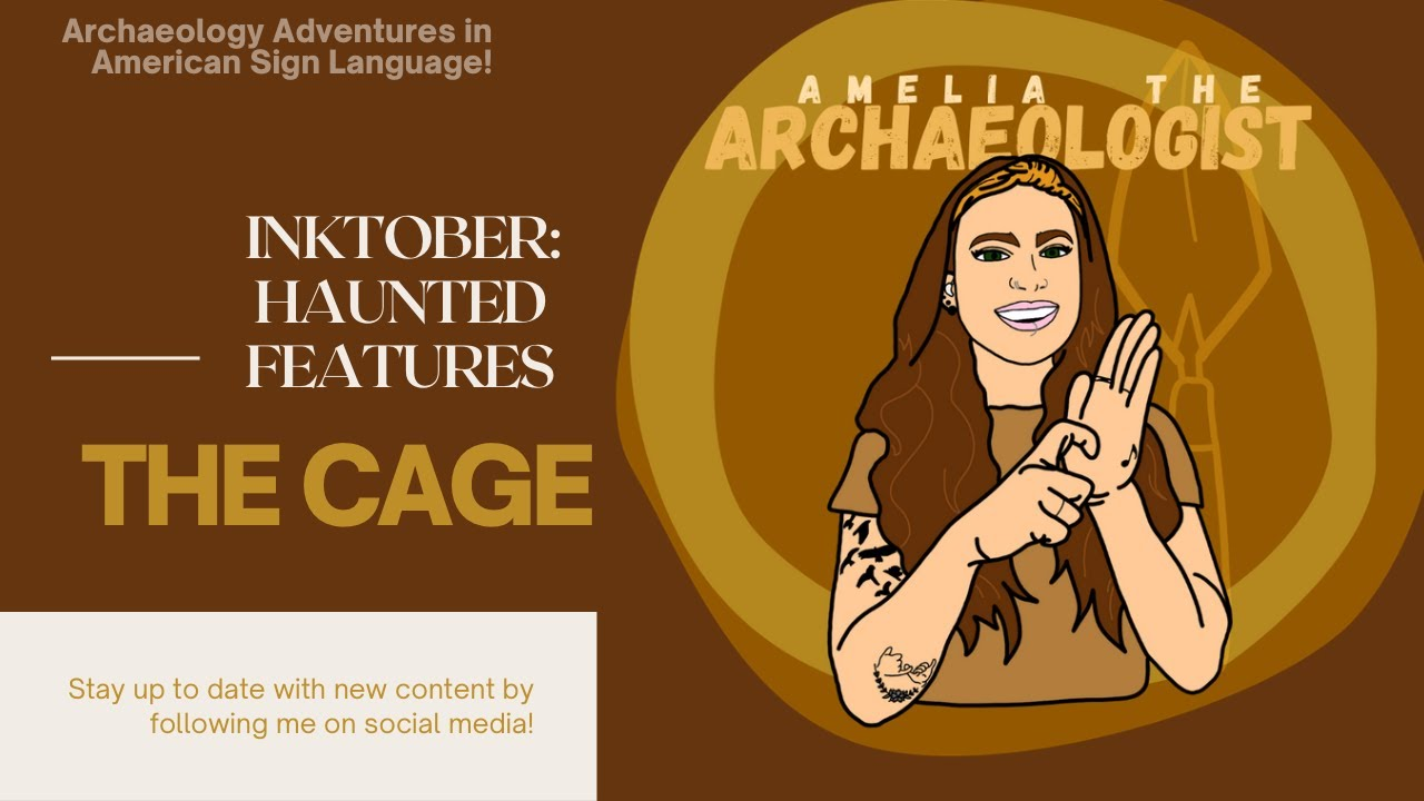 ARCHAEOLOGY FUN FACTS: THE CAGE