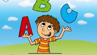ABC & Buchstaben lernen - Das deutsche Alphabet für Kinder