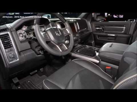 2016 ram laramie limited interior exterior youtube. Black Bedroom Furniture Sets. Home Design Ideas