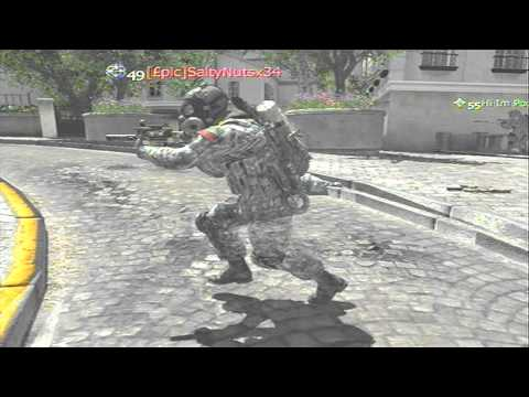 MW3 Kill With the Trophy System