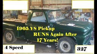 After 17 Years ignored- Will this Engine Survive? Untouched for Nearly 2 Decades! thumbnail