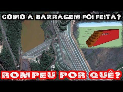 Como foi feita a barragem de Brumadinho e por que rompeu?