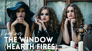 HEARTH FIRES | AUTHOR READING (THE WINDOW BY BIBIANA KRALL)
