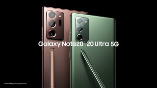 [Galaxy Note20 Ultra] Official Introduction Film | Samsung