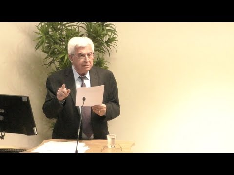 The Nakba in the Present, Elias Khoury, SOAS University of London