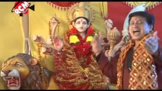 New 2014 Bhojpuri Devi Geet || Baje Paijaniya Banal Nachaniya || Bhola Panday