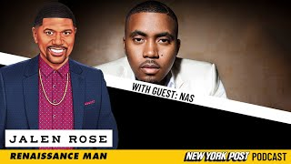 A Classical Artist Who Was Never Classically Trained ft. Nas | Renaissance Man with Jalen Rose