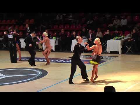 Toperczer Muresan Marius - Claudia Ketonen   SF Jive   Helsinki Open 2017