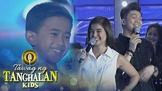 Tawag ng Tanghalan Kids: Anne will give something to Jhon Clyd