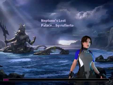Neptune's Lost Palace Walkthrough