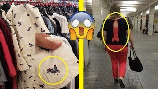 Epic Clothing Disasters You Won