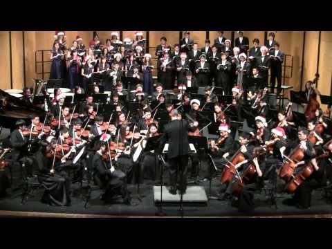 00014MTS Winter Gala 2012: Merry Christmas, Merry Christmas     John Williams