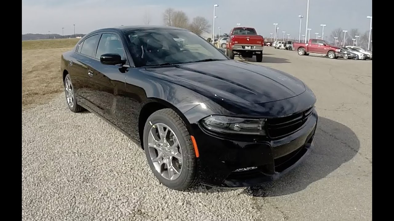 new 2015 dodge charger sxt plus awd black new body style 17799 youtube. Black Bedroom Furniture Sets. Home Design Ideas