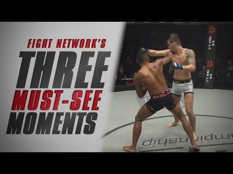 Lights Out at ONE Championship: Shanghai | Top 3 Must-See Moments