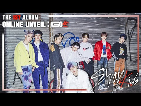 Stray Kids <ONLINE UNVEIL : GO生>