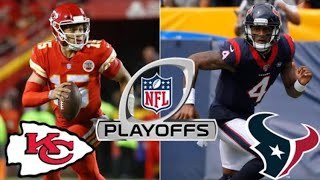 Chiefs vs Texans Divisional Round Highlights (NFL 2019)