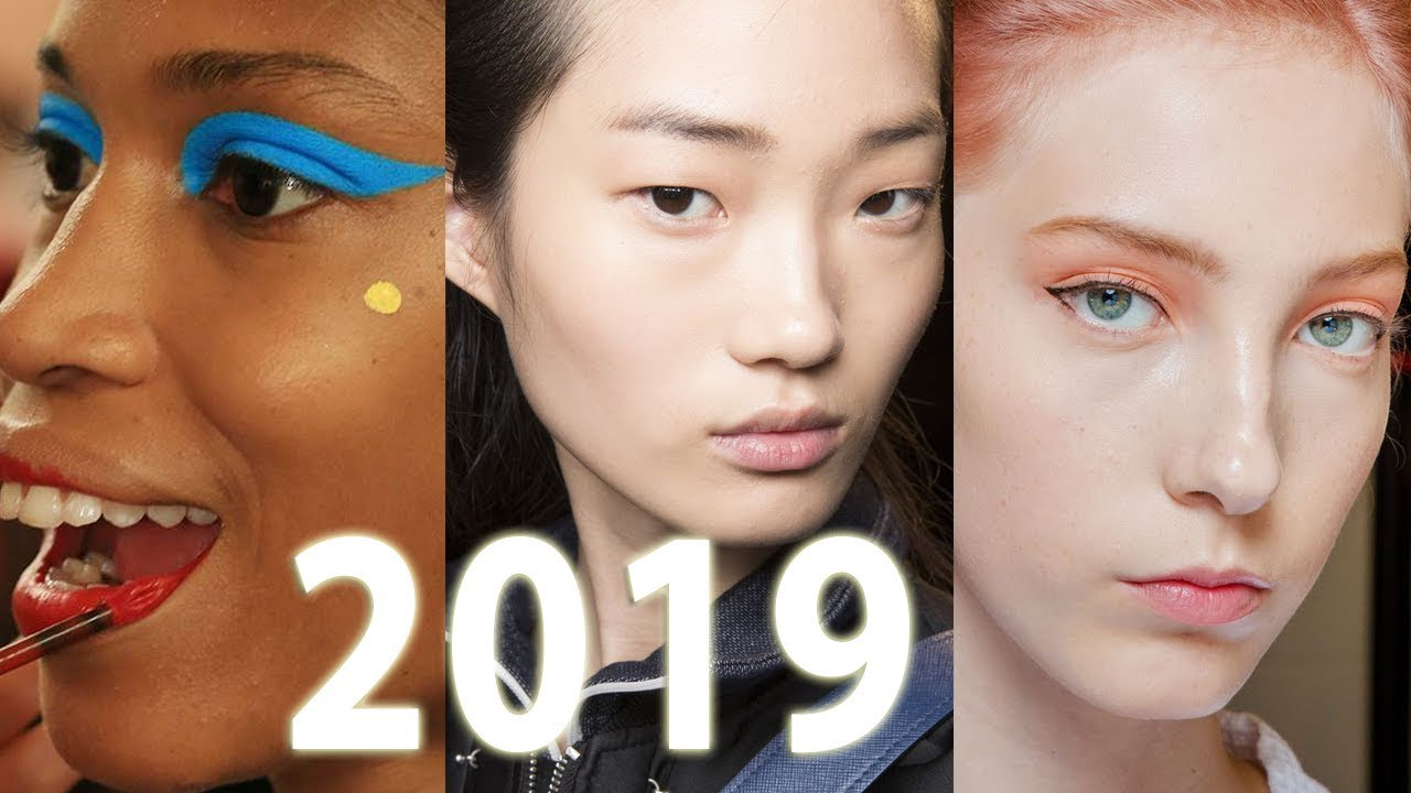 Top 5 Beauty Trends for 2019 | Makeup Recommendations