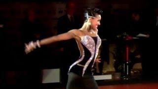 Nino Langella - Kristina Moshenskaya, Brno Open 2013, WDSF WO latin, final - samba