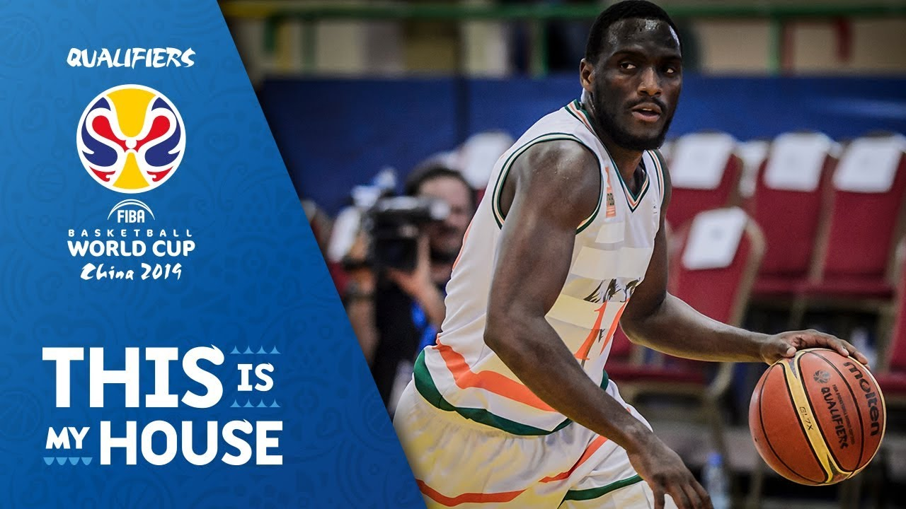 Cote d'Ivoire's Best Plays of the FIBA Basketball World Cup 2019