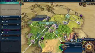 Civilization 6 How To Trade