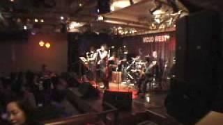 Mojo West 2010.1.24 ライブよりアコースティック 原曲はテンイヤーズア...