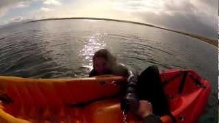 beach & kayak fun in ireland - without a beach wheelchair Thumbnail