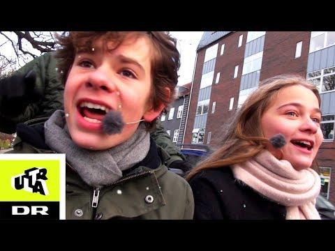 Cykel Karaoke: Salomon & Nicoline fra Klassen | Ultra