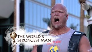 2007: Fire Engine Pull - Samuelsson | World's Strongest Man